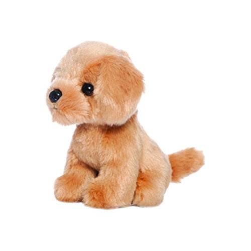 Aurora World 5-Inch Favourites Golden Retriever Toy