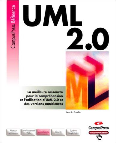UML 2.0 par Martin Fowler