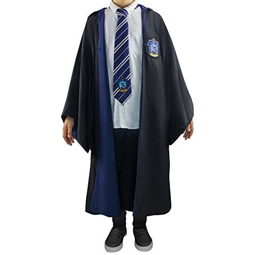 Hat Ravenclaw Kostüm - Cinereplicas Harry Potter - Zaubererkleid - Offiziell (Large Erwachsene, Ravenclaw)