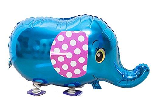 allons 1Stück AirWalker 'Kids Party 20Designs von ljoy See description Elefant - Blau (Party Kids)