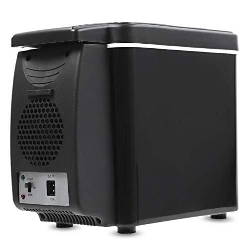 LPC Congelador De Refrigerador Portátil del Coche 6L, Entradas De Poder De...