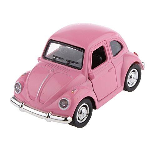 Mini Klassische Auto-Modell Fahrzeuge Spielzeug Kinder Geschenk - Rosa , /