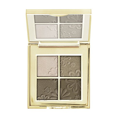 Catrice Cosmetics Limited Edition Kaviar Gauche for Catrice Quattro Eye Shadow Palette Nr. C01 Sans Souci Inhalt: 8g Lidschatten in vier perfekt abgestimmten Farben für tolle Augen. Eyeshadow (Shadow Edition Paletten Limited Eye)