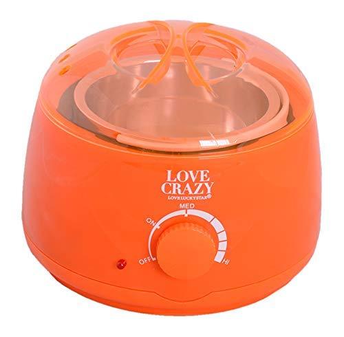 Calentador de Cera Eléctrico para la Depilación Profesional, 500ml *no incluido cera