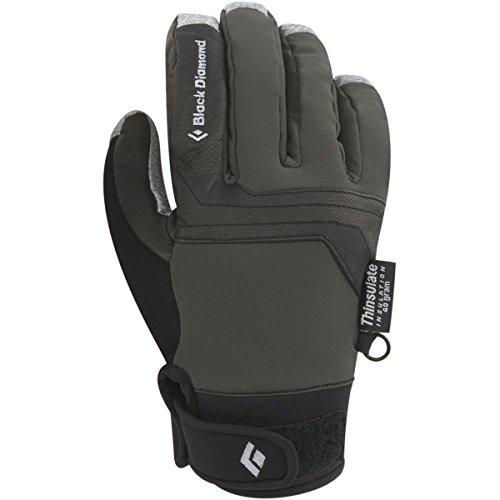 Black Diamond Herren Fingerhandschuhe schwarz S