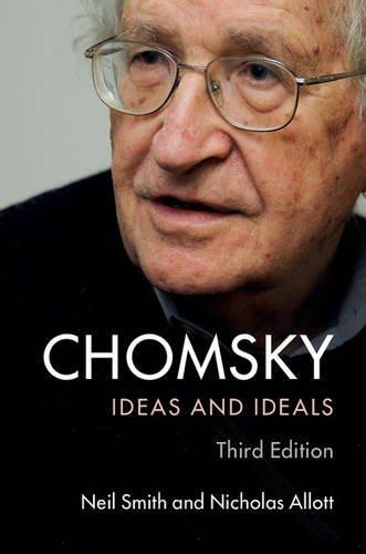Chomsky: Ideas and Ideals by Neil Smith (2016-01-07)