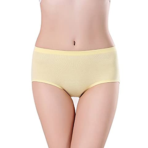 FZmix Fashion Sexy Women'S Cotton Underwears Women'S Briefs Ladies Panties Breathable Underpants Girls Knickers for Female
