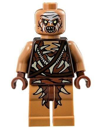 LEGO® DER HOBBIT Minifigur Ork Gundabad Krieger NEU aus 79017 (Lego Krieger Waffen)