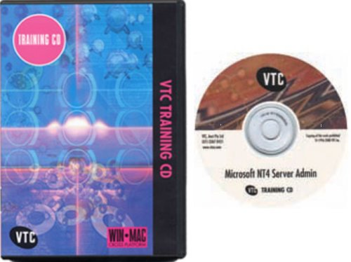Microsoft Windows NT 4 Server Admin Training CD Test