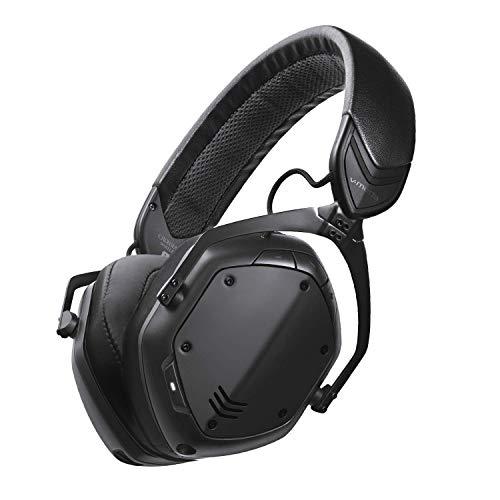 V-MODA Crossfade 2 Wireless Codex Edition Casque Bluetooth Sans Fil avec Qualcomm aptX et l'AAC -Noir Mat