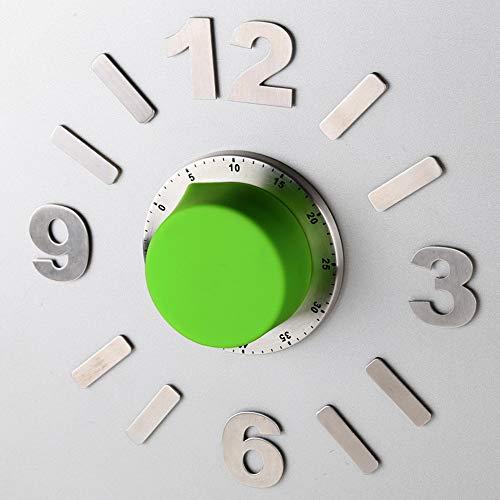 BSTLY Despertador,Fácil De Operar,Función Snooze, Reloj de Escritorio Del Dormitorio, Regalo Para Niños