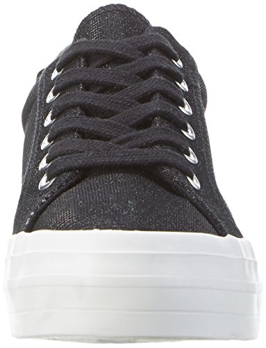 Canadians Damen 832 580000 Sneakers Schwarz (Black)