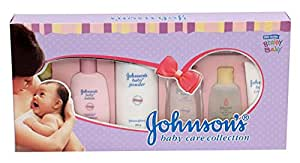 Johnson's Baby Care Collection (Luxury Collection)