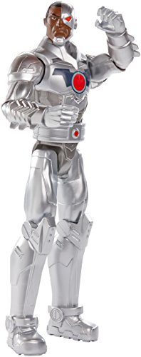 "Batman vs Superman DJW79 - Figurina Dc 12"" Cyborg"