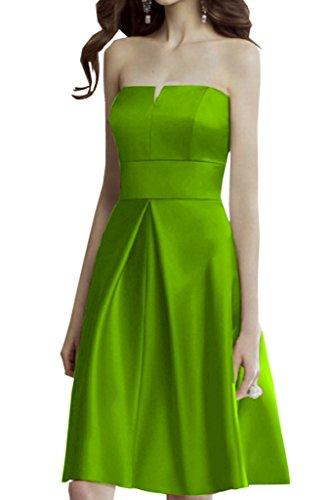 Promgirl House - Robe - Trapèze - Femme Vert - Vert