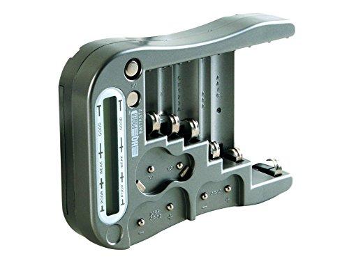 HQ Batterietester mit LCD-Anzeige