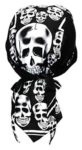 Rocker Totenkopf Bandana Cap