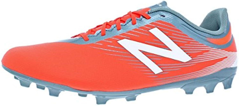 Bota de Fútbol New Balance Furon 2.0 Dispatch AG Alpha Orange-Grey