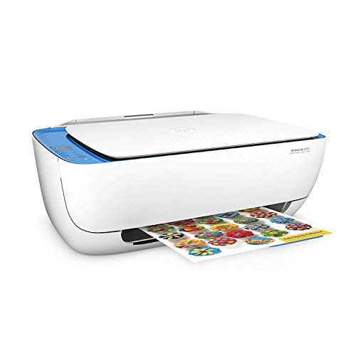 HP 3639 - Impresora multifunción imprime
