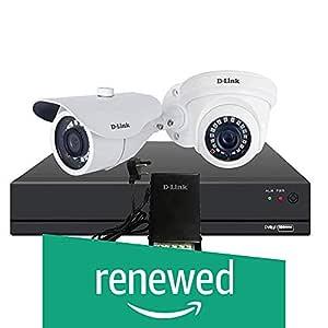 (Renewed) 2MP CCTV Kit