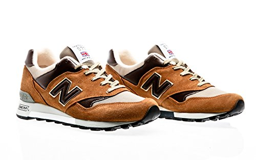 New Balance 577 Made in England Marron - marron
