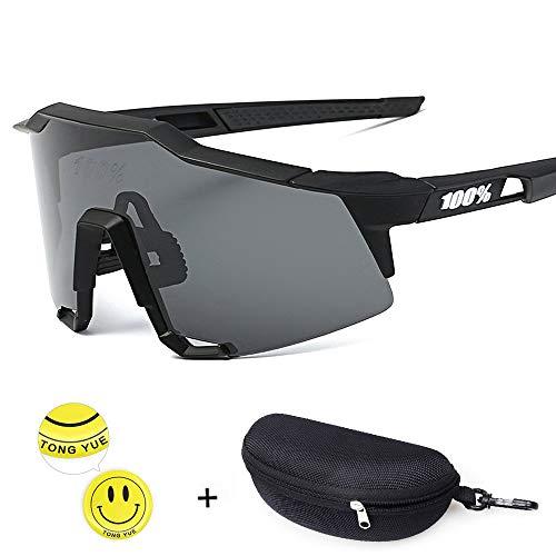 edb19da9af Tong Yue Gafas de sol unisex para ciclismo, para hombres y mujeres, C1