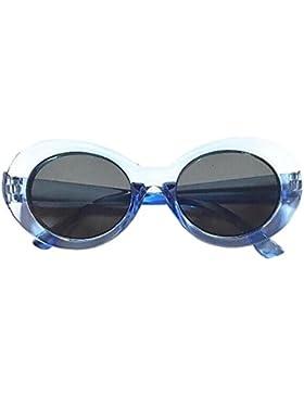 Gafas de Sol para Mujer y Hombre 💋💝 Yesmile Gafas de Sol de Viaje Gafas de Sol Unisex Retro Vintage Gafas de...