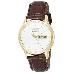 Tissot Visodate T0194303603101 – Reloj de Mujer de Cuarzo, Correa