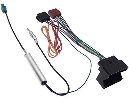 opel-adaptador-de-radio-antena-fakra-din-fantasma