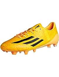 adidas Bota adizero F50 TRX FG Messi Solar gold-Negra
