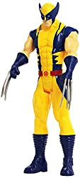 Wolverine Tintan Hero Series con 5 punti di articolazione.