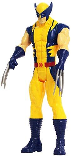 Marvel Avengers - Figura Wolverine (Hasbro A3321E27)