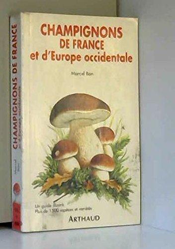 Champignons d'Europe occidentale