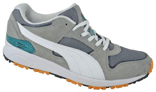 Puma Trinomic XC Lo Sneaker Steel Gray / White / Z Grey