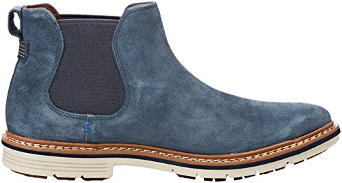 Timberland Naples Trail Sensorflex, Bottes Chelsea Homme Bleu (Midnight Navy Dt Suede 431)
