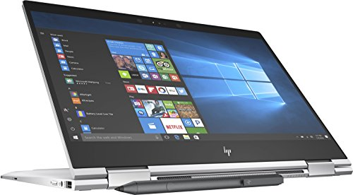 "HP Spectre x360 13-ae001ns - Ordenador portátil convertible de 13.3"" FHD (Intel Core i7-8550U, 8 GB RAM, 256 GB SSD, Intel HD Graphics 620, Windows 10); Plateado - Teclado QWERTY Español"