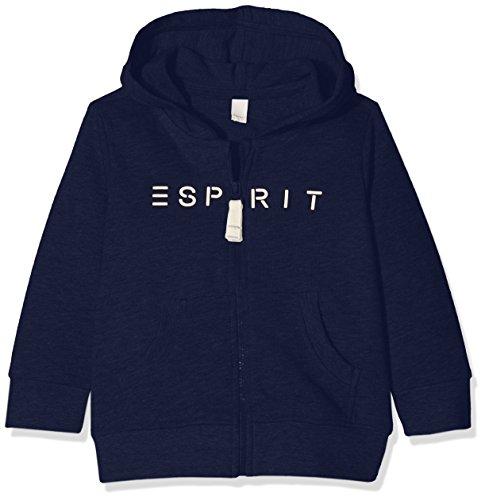 Kidiliz Group SA / Esprit Kids ESPRIT KIDS Baby-Jungen Kapuzenpullover Sweatshirt ESS, Blau (Marine Blue 446), (Herstellergröße:68)