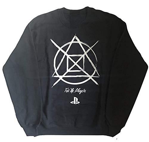 Playstation - für die Spieler - Offiziell Herren Sweatshirt (Pulli) - Schwarz, M