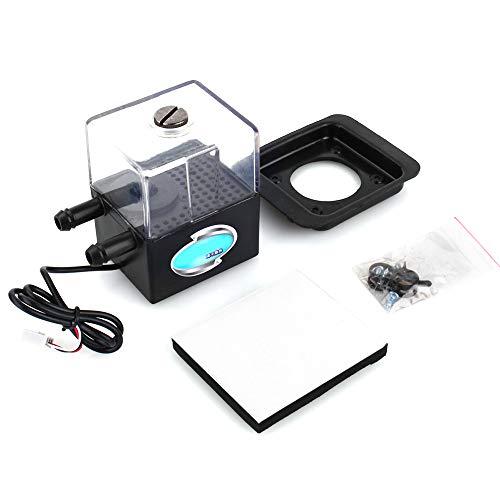 asser Pumpe & Pumpen Tank Für Pc CPU Flüssigkeits Kühlung Computer System Sc-300T 12 V Dc Auto Zubeh?r ()