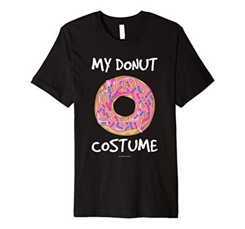 Funny Donut Shirts: My Donut Kostüm Funny T-Shirt