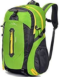 Outdoor mountaineering bag 40L large capacity laptop shoulder bag 14 inch  riding bag waterproof men and 6bdb5d23a523c