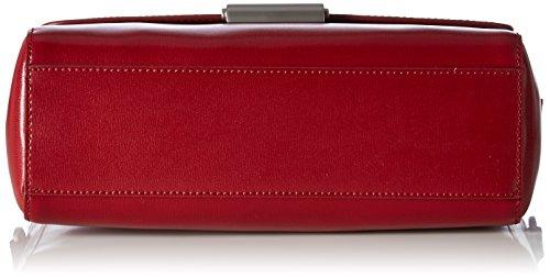 Mandarina Duck - Hera 3.0 Tracolla, Borse a spalla Donna Rosso (Red)
