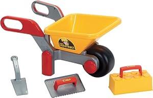 Wader Quality Toys Juego de construcción para niños de 4 piezas (Wader PW38029)