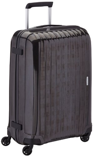 Samsonite Chronolite Spinner 75 Koffer, 75cm, 98 L, Black (Schuhe Samsonite)