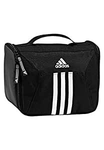 Adidas sac 3s essentials kit wash, black/white, 16 x 9 x 22 cm, 12 l (w56615