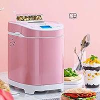 Panificadora con ajuste libre de gluten, Casa Completamente automático Maquina de pan, Multifunción Maquina