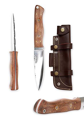 Handgemachtes Jagdmesser Hand gefertigtem D2 Stahl