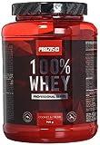 Prozis 100% Whey Professional Protein Powder 900g - Cookies & Cream Supplément Riche BCAAs - Stimule la Croissance Musculaire et la Récupération - Idéal pour le Culturisme et Sans Dopage- 36 Portions