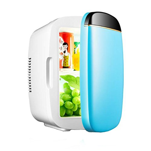 Frigorifero frigorifero per auto mini frigorifero frigorifero per uso domestico 6l,blue