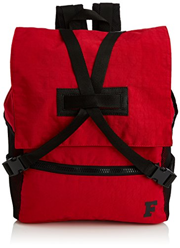 french-connection-saxby-sac-a-dos-homme-rouge-red-flame-scarlet-black